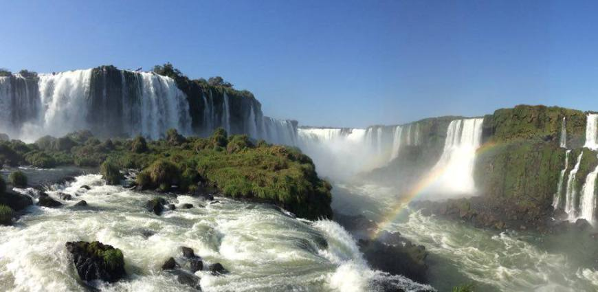 Cataratas Iguazú - Iguazu falls